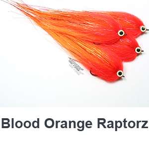 Raptorz@The Virtual Irish Fly Fair - Bood Orange PikeFly