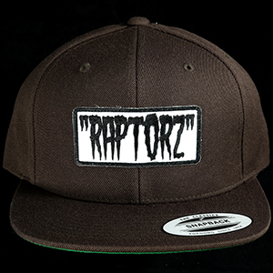 Raptorz@The Virtual Irish Fly Fair - Brown Cap