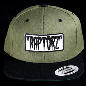 Raptorz@The Virtual Irish Fly Fair - Olive Cap