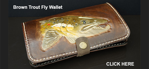 Visit Art Merk website Fly Wallets