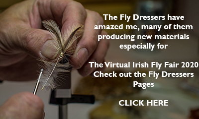 Check out The Fly Dressers at The Virtual Irish fly Fair 2020
