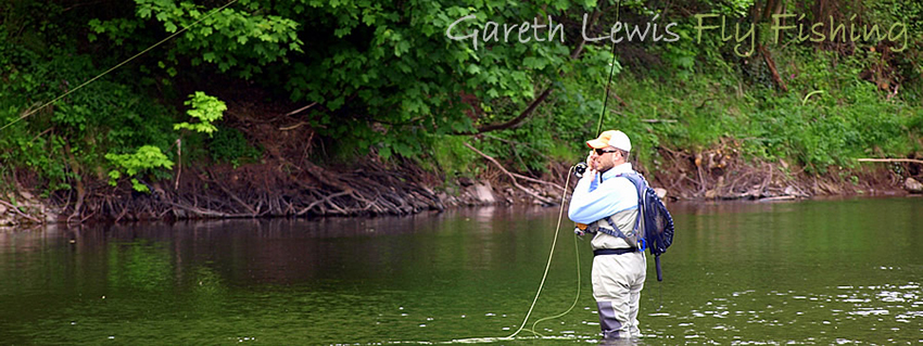 Gareth Lewis Fly Fishing  Wales