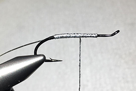Tying The Black Hawk Salmon Zonker - Jon Strand Norway